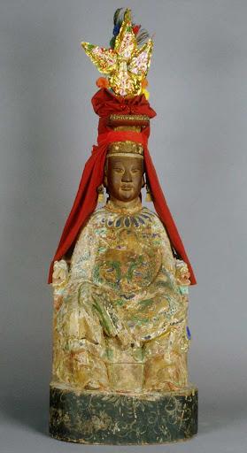 Goddess Tien Hou Image