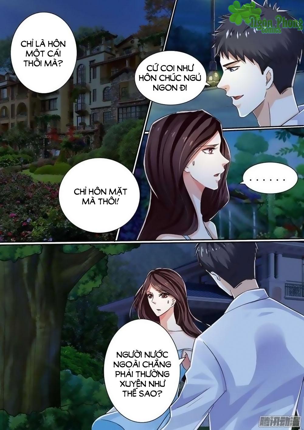 Hào Môn Tiểu Lão Bà - Chapter 39