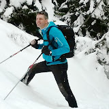 Expedition zum Zirmbichl 02.01.14