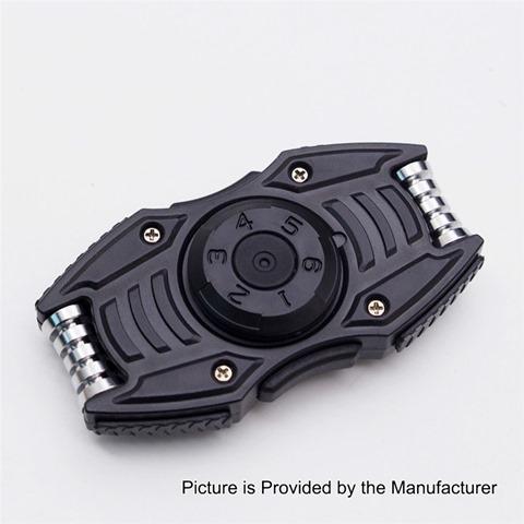 authentic iwodevape class work home hand spinner fidget toy edc black pc abs brass thumb%255B2%255D - 【海外】「XOMO GT Laser 150W 3500mAh」「Nitecore i8 Intellicharger」「Joyetech eVic Primo SE 80W」「Iwodevape 510 Vapeスピナー」など