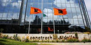 Les exportations de Sonatrach en hausse de 8% à fin août 2016.