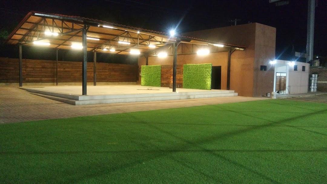 Tabachines Terraza Y Jardín Salón Para Eventos En León