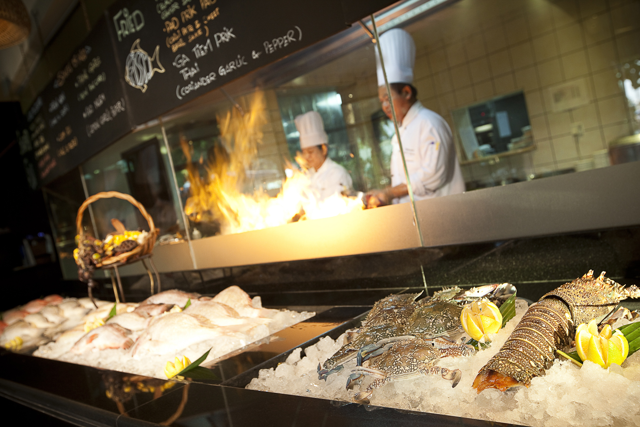 Weekend Dining at Fish Bazaar in Dubai