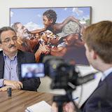 Luiz Dulci é entrevistado pela Fundação Bertelsmann