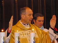 13 Pécsi megyéspükpök a nagyszombati Szent Miklós székesegyházban.JPG