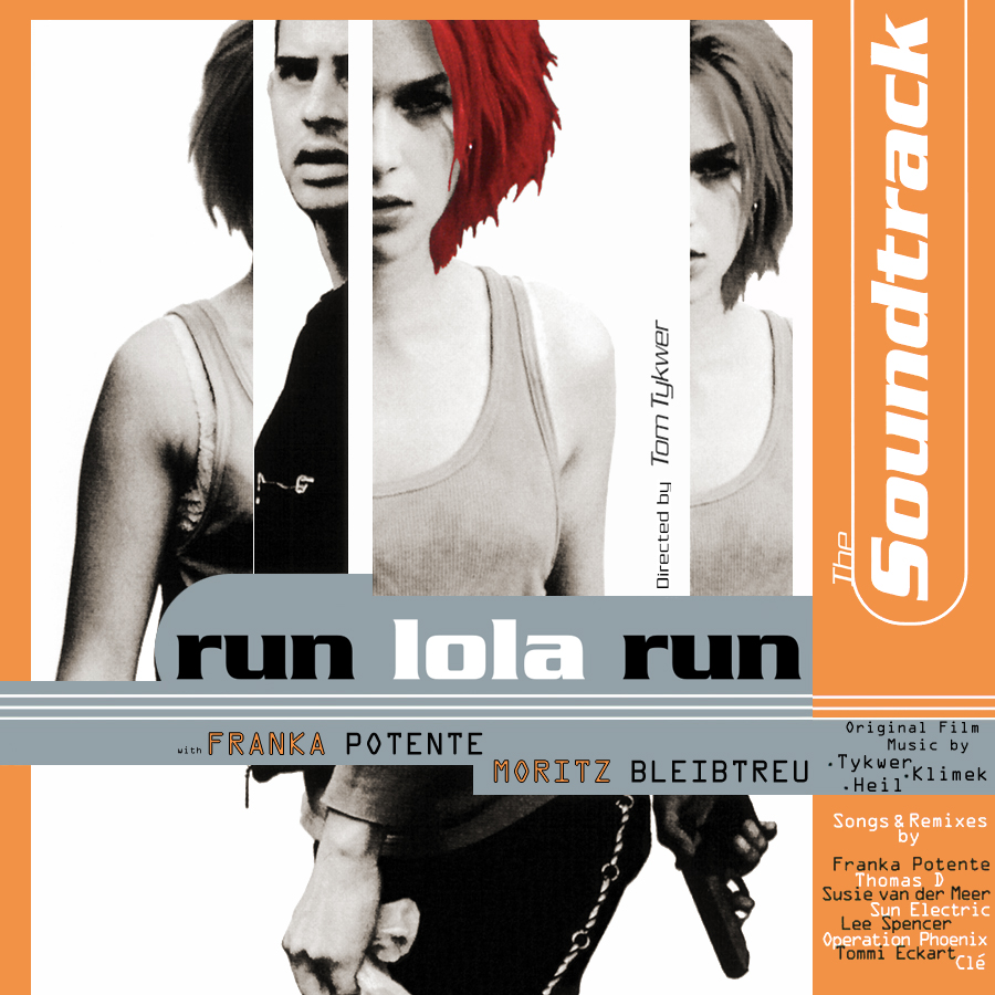 Album Artist: Tom Tykwer, Johnny Klimek, Reinhold Heil / Album Title: Run Lola Run (The Soundtrack)