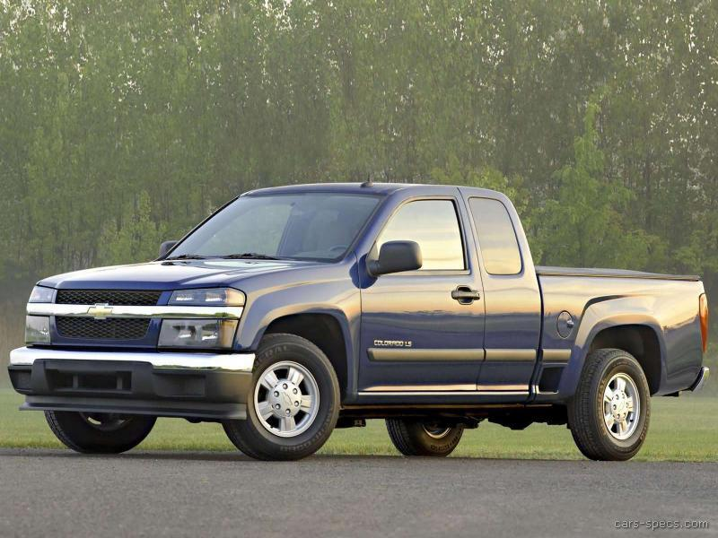 2004 Chevrolet Colorado Extended Cab Specifications Pictures Prices