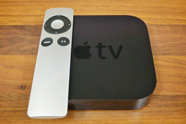 La App Store para el AppleTV, mucho más que algo probable