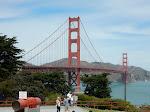 The Golden Gate Bridge is always stunning