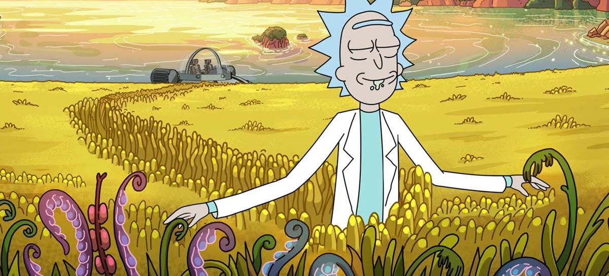 Favoritei Todos Os Episodios De Rick E Morty Online Gratis Dublado