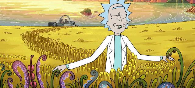 Lista de todos os episódios de Rick e Morty dublado online grátis