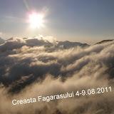 Creasta Fagarasului 04-09.08.2011