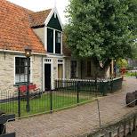 Kaap Skil Museum in Texel, Noord Holland, Netherlands