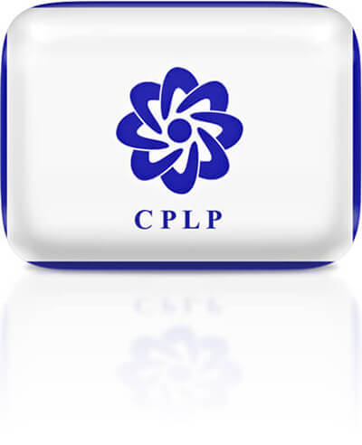 CPLP flag clipart rectangular