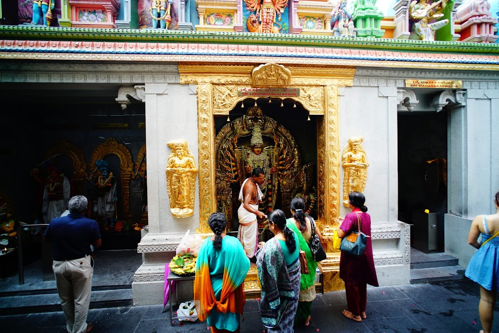 Sri Veeramakaliamman temple in Singapore