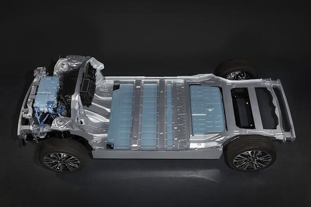 plataforma modular CMF-EV de Renault y Nissan