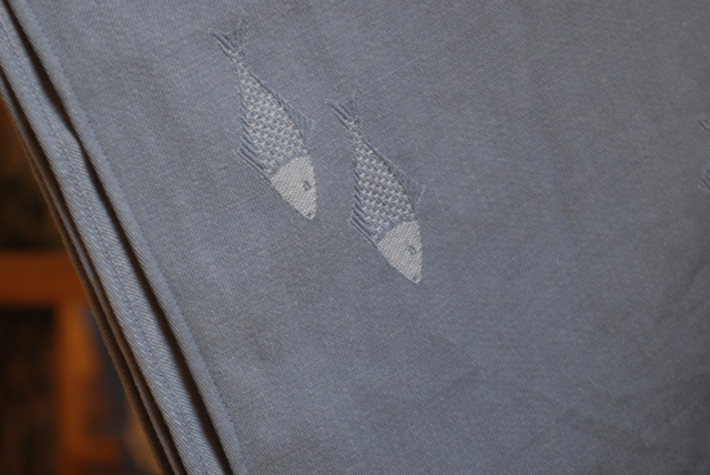 Fische TUMAN - рыбы Туман 40% шерсти - Фото
