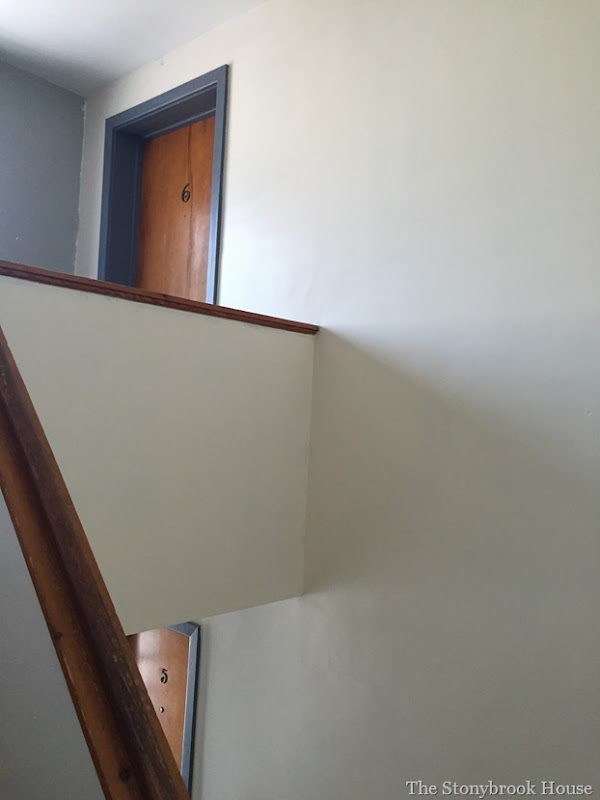 Upstairs painted2