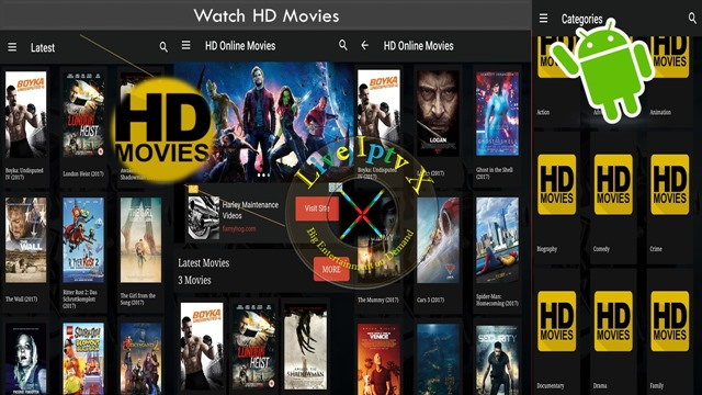 HD Online Movies - Watch & Trailer APK