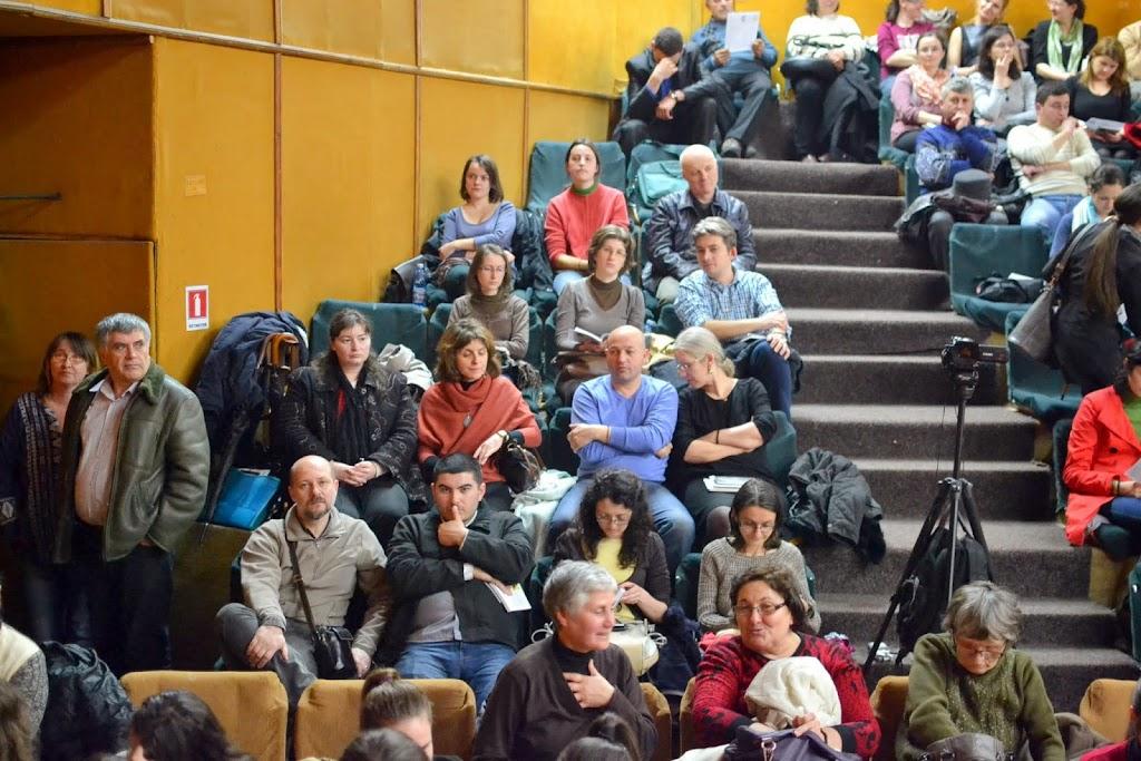 016 Avva Justin Parvu si Sfintii inchisorilor (Teatrul Luceafarul, Iasi, 2014.03.19)