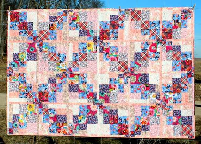 The North Shoe Quilt by Kim Lapacek