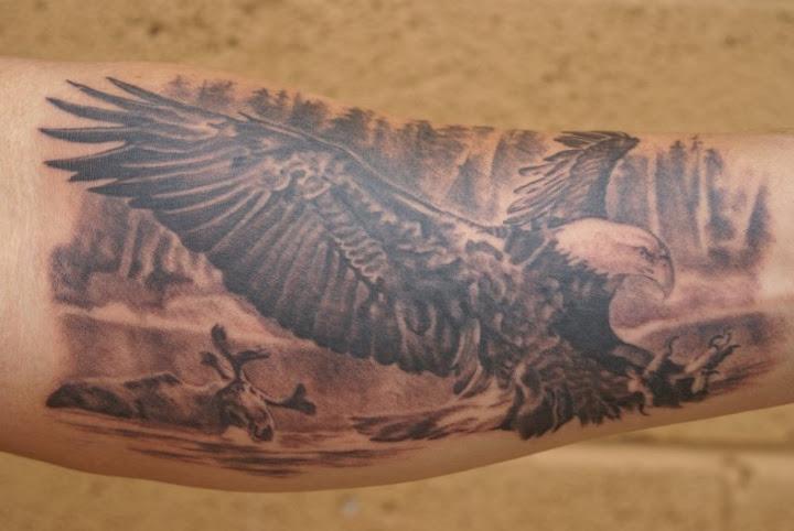 Ozzie's Eagle