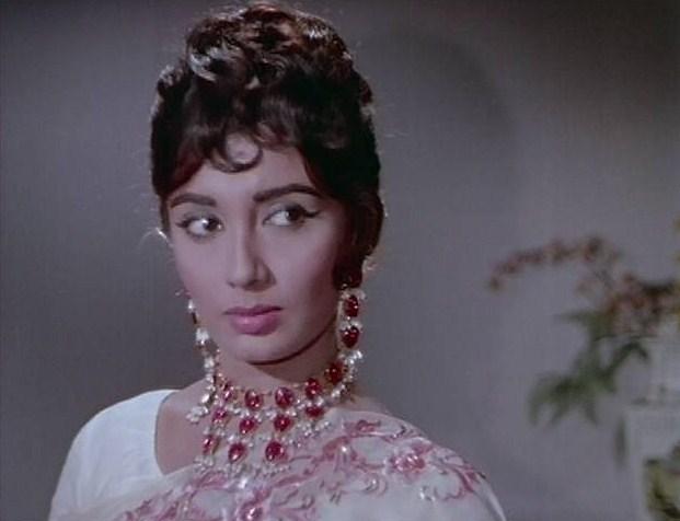 Cine Actress Sadhana