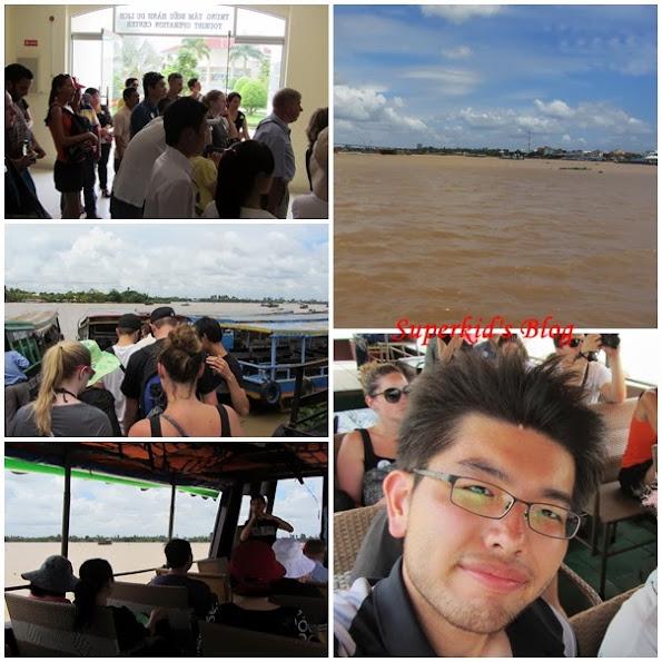 我在湄公河三角洲