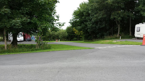 Grange Caravan Club Site at Grange Caravan Club Site