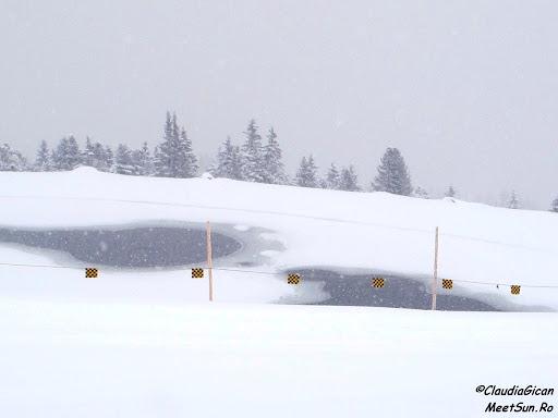 lacul de unde se aprovizioneaza tunurile de zăpada