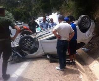 sécurité routière: Les sinistres ont baissé en milieu urbain