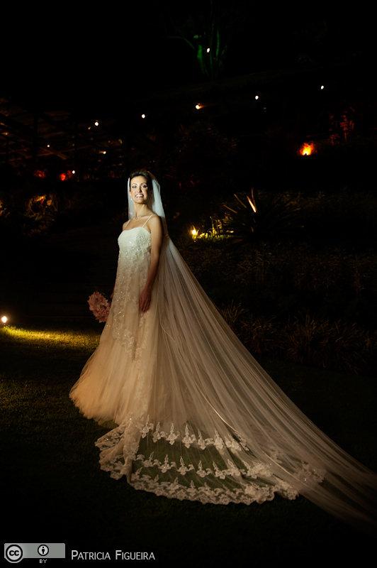 Foto de casamento 0390 de Lucia e Fabio. Marcações: 05/11/2010, Casamento Lucia e Fabio, Fotos de Vestido, La Novia, Rio de Janeiro, Vestido, Vestido de Noiva.