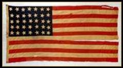 american flag 1863