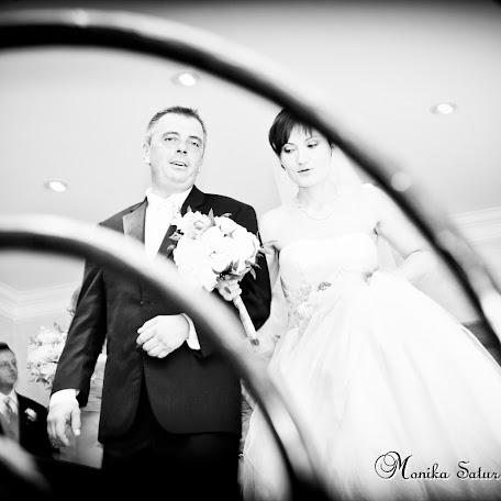 Wedding photographer Monika Satur (satur). Photo of 09.04.2014