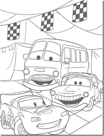 cars jugarycolorear net (27)