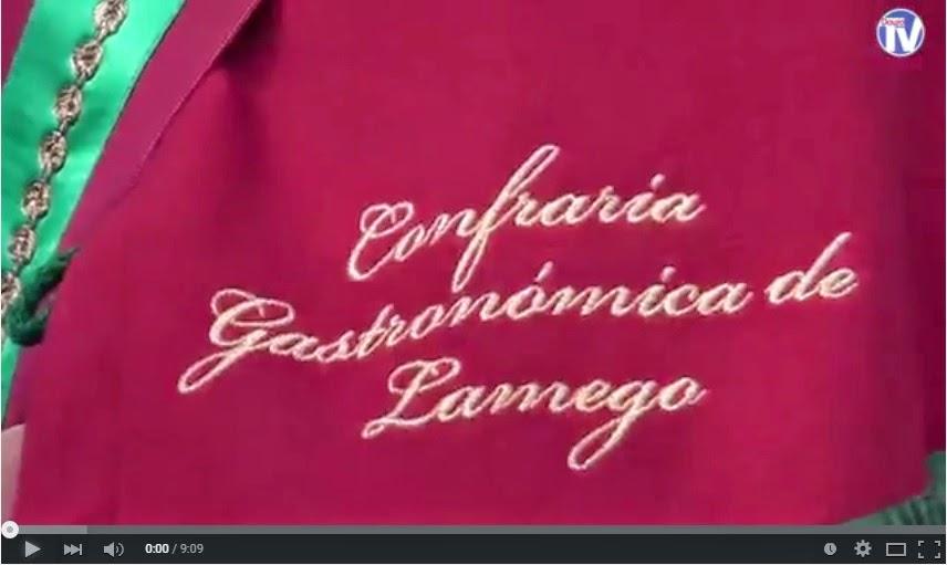 Capítulo de Entronização da Confraria Gastronómica de Lamego