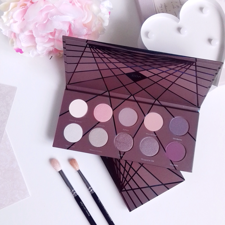 Zoeva En Taupe Eyeshadow Palette: Review and Swatches
