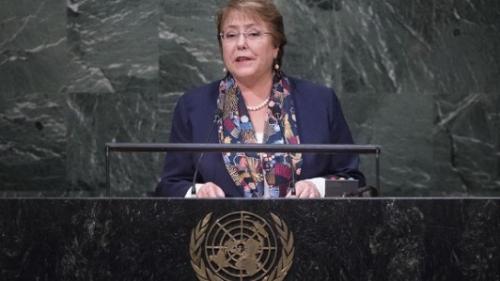 Pemimpin HAM PBB Sebut Serangan Israel ke Gaza Bisa Dikategorikan Kejahatan Perang