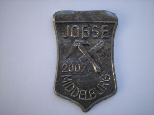 Naam: JobsePlaats: MiddelburgJaartal: 2007