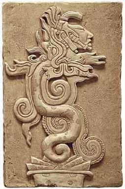 Aztec Serpent Moon Goddess, Gods And Goddesses 6