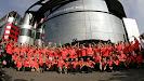 McLaren Party because of win