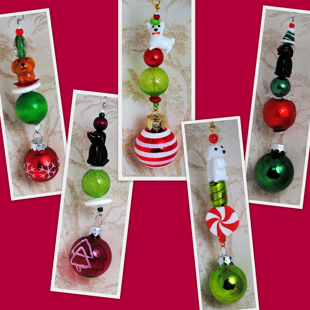Christmas Pals Handmade Christmas Tree Ornaments