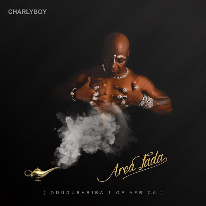 Charly Boy - Area Fada ( EP)