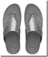Fitflop Superglitz Shimmer flip flops