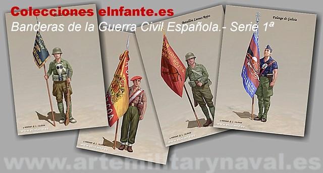 Banderas de la Guerra Civil Española