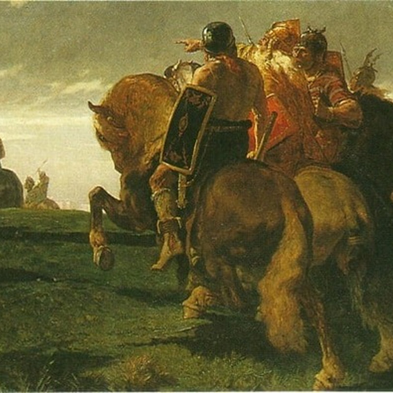 Seis saques que devastaram Roma