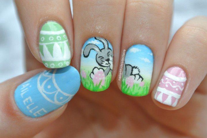 Cute Nail Designs For Spring Break 15 Cute Nail De...