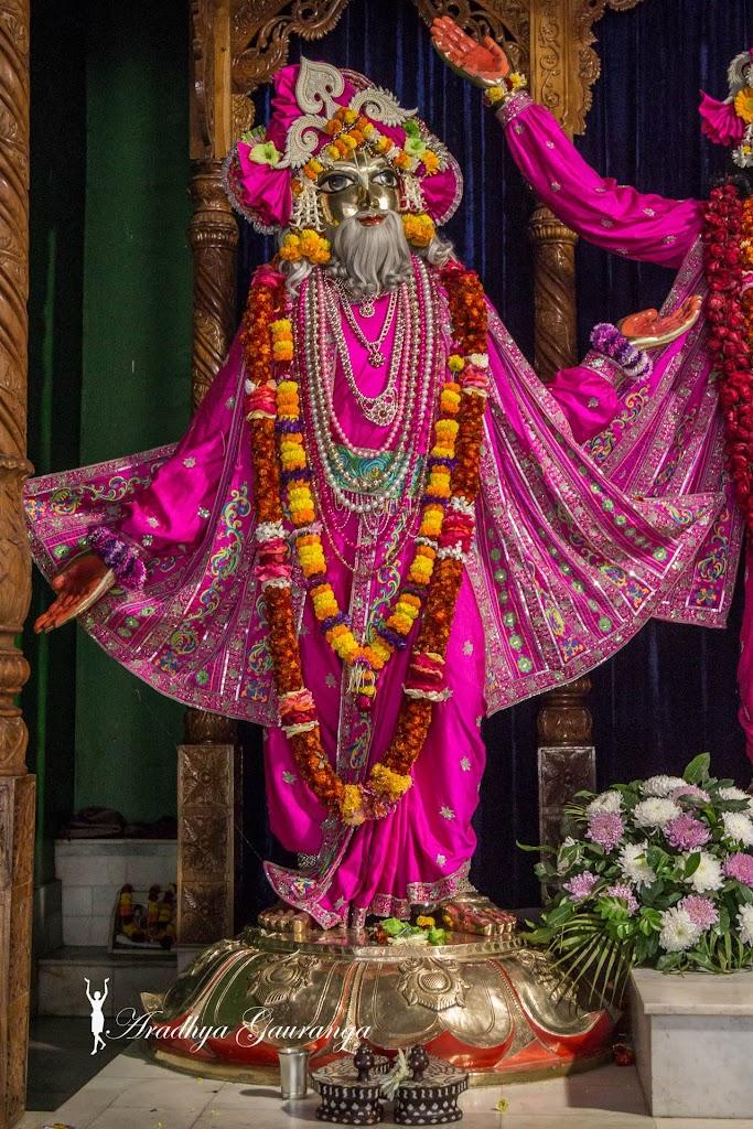 ISKCON Mayapur Deity Darshan 18 Jan 2017 (4)