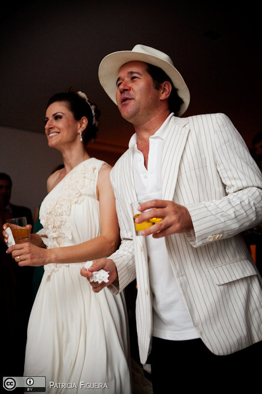 Foto de casamento 1388 de Karina e Luiz. Marcações: 30/10/2010, Casamento Karina e Luiz, Rio de Janeiro.