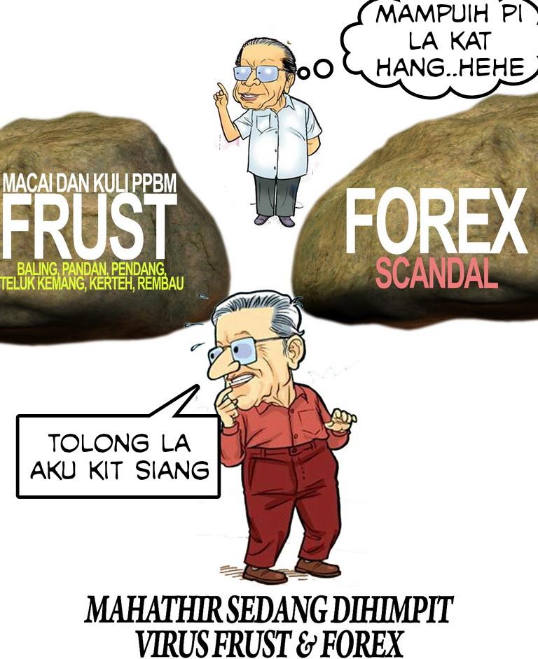 Forex scandal